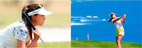 女子プロゴルファー「エイミー・コガ」