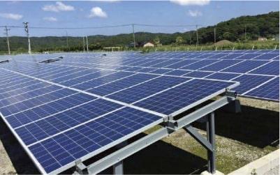 太陽光発電によるクリーンエネルギーの創出